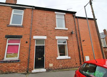Thumbnail 1 bed terraced house to rent in James Street, Bishop Auckland