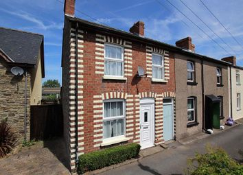 Thumbnail 2 bed end terrace house for sale in New Street, Talgarth, Brecon