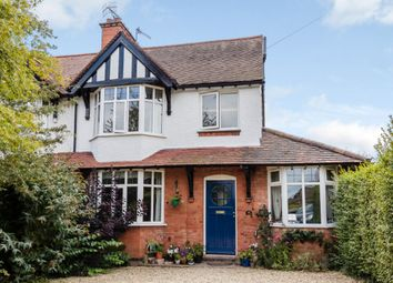 Thumbnail 4 bed semi-detached house for sale in Evesham Road, Stratford-Upon-Avon, Warwickshire