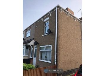 Thumbnail 1 bed flat to rent in Highfield Avenue, Grimsby