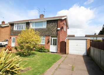 Thumbnail 2 bed semi-detached house for sale in Durham Avenue, Gorleston, Great Yarmouth