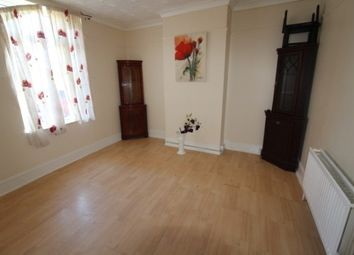 Thumbnail 3 bed terraced house to rent in Wilberforce Street, Ipswich