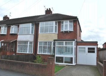 Thumbnail 3 bed end terrace house to rent in Roseway, Shrewsbury