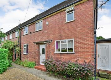 Thumbnail 2 bed end terrace house for sale in Prescott Road, Wilmslow, Cheshire, .