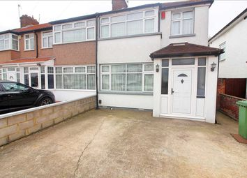 Thumbnail 4 bed end terrace house to rent in Reynolds Drive, Edgware