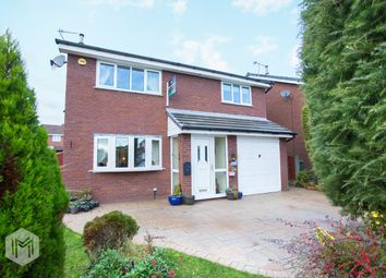 Thumbnail 4 bed detached house for sale in Sanderling Close, Westhoughton, Bolton