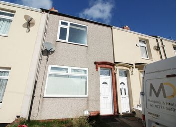 Thumbnail 2 bedroom terraced house to rent in Cleveland View, Coundon, Bishop Auckland