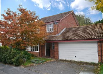 Thumbnail 4 bed detached house to rent in Hermitage Road, Abingdon-On-Thames