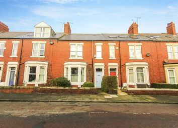 Thumbnail 4 bed terraced house for sale in Albury Park Road, Tynemouth, Tyne And Wear