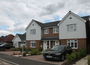 Thumbnail 4 bed semi-detached house for sale in Grange Close, Edenbridge