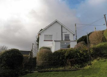 Thumbnail 3 bed detached house for sale in Pleasant View, Felinfoel, Llanelli