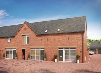 Thumbnail 3 bedroom detached house for sale in The Waddesdon, Manor, Leys, Manor Lane, Harlaston, Staffordshire