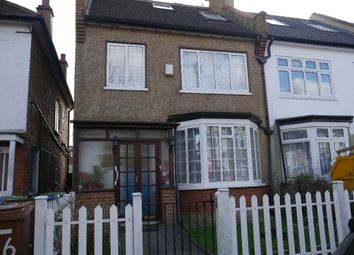 Thumbnail 1 bed flat to rent in Blawith Road, Harrow