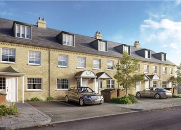 Thumbnail 4 bedroom terraced house for sale in Penmans Row, Morden, Surrey