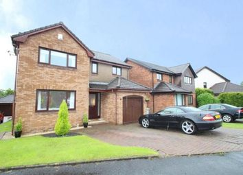 Thumbnail 4 bed detached house for sale in Macdonald Avenue, Stewartfield, East Kilbride