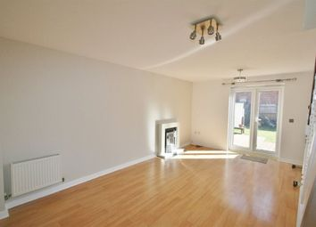 Thumbnail 2 bed terraced house to rent in Broadmere Road, Beggarwood, Basingstoke