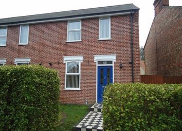 Thumbnail 2 bed end terrace house to rent in St. Johns Road, Ipswich