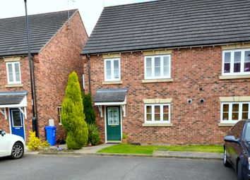 Thumbnail 3 bed semi-detached house for sale in New School Road, Mosborough, Sheffield