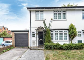 Thumbnail 3 bed end terrace house for sale in Wood Green Close, Reading