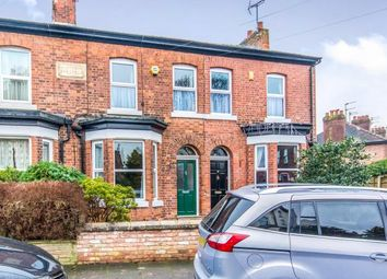 Thumbnail 2 bed terraced house for sale in Victoria Drive, Sale, Trafford, Greater Manchester