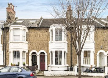Thumbnail 4 bedroom terraced house to rent in Buckmaster Road, London