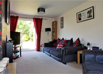 Thumbnail 2 bedroom end terrace house for sale in Eccles Road, Peterborough