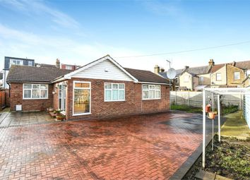 Thumbnail 2 bed detached bungalow for sale in Moss Close, London