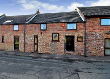 Thumbnail 3 bedroom barn conversion for sale in Vicarage Road, Lingwood, Norwich
