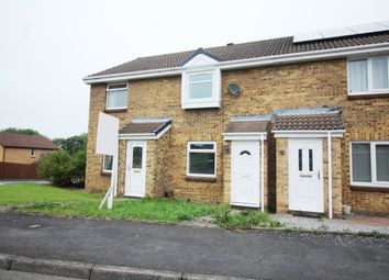 Thumbnail 2 bedroom terraced house for sale in Whitby Close, Bishop Auckland