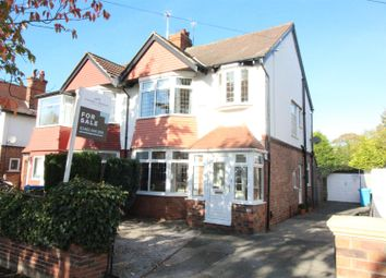 Thumbnail 3 bed semi-detached house for sale in Park Lane West, Hull