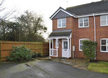 Thumbnail 3 bed semi-detached house to rent in Pipistrelle Way, Oadby