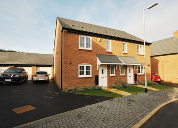 Thumbnail 3 bed semi-detached house for sale in Tilia Green, Hadley, Telford, Shropshire