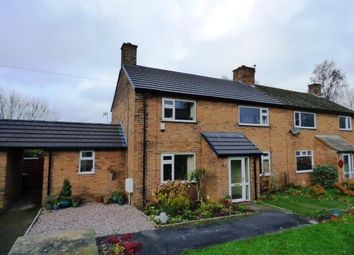 Thumbnail 3 bed semi-detached house for sale in Goyt Road, Disley, Stockport, Cheshire
