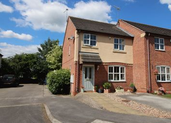 Thumbnail 3 bed semi-detached house for sale in Hudson Way, Radcliffe-On-Trent, Nottingham