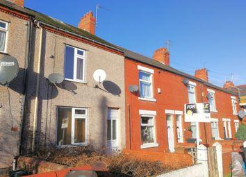 Thumbnail 2 bedroom terraced house for sale in King Edward Street, Shotton, Deeside