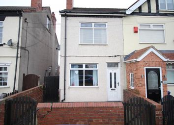 Thumbnail 3 bed terraced house for sale in Selby Road, Askern, Doncaster
