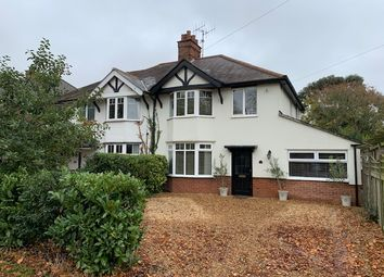 Thumbnail 3 bed semi-detached house for sale in London Road, Biggleswade
