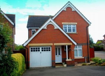 Thumbnail 3 bedroom detached house for sale in Cory Gardens, Harpole, Northampton