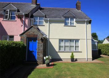Thumbnail 3 bedroom semi-detached house for sale in Woodlands, Cromwell Drive, Redberth, Tenby