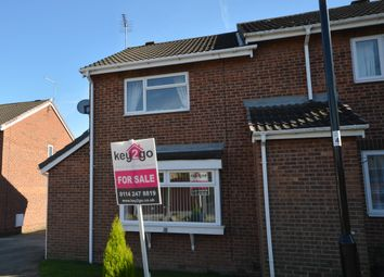Thumbnail 2 bedroom semi-detached house for sale in Sandy Acres Close, Waterthorpe, Sheffield