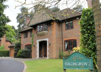 Thumbnail 5 bed property to rent in Apple Trees Place, Cinder Path, Hook Heath, Woking