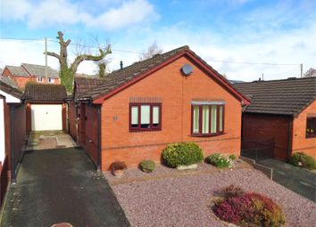 Thumbnail 2 bed bungalow for sale in Little Henfaes Drive, Welshpool, Powys
