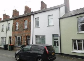 Thumbnail 3 bed cottage to rent in Mill Street, Caerleon, Newport