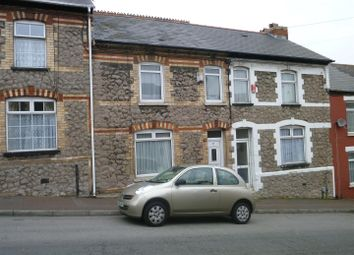 Thumbnail 3 bed terraced house to rent in Church Road, Barry