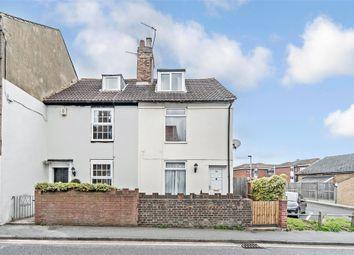 Thumbnail 3 bedroom end terrace house for sale in Wheeler Street, Maidstone, Kent