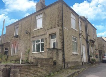 Thumbnail 2 bed end terrace house to rent in Main Street, Wilsden, Bradford, West Yorkshire