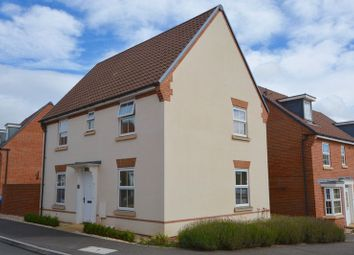Thumbnail 3 bed detached house for sale in Collett Road, Norton Fitzwarren