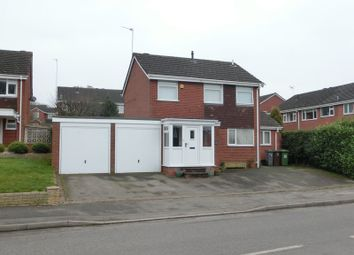 Thumbnail 3 bed detached house for sale in Cheswick Way, Cheswick Green, Solihull
