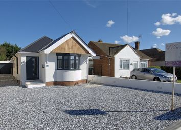 Thumbnail 2 bed detached bungalow for sale in Hampton Pier Avenue, Herne Bay, Kent