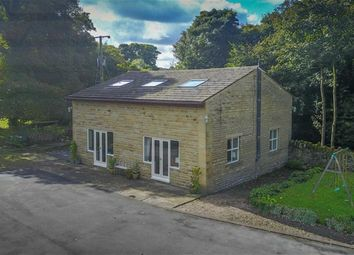Thumbnail 4 bed detached house for sale in Woodfield Road, Cullingworth, West Yorkshire